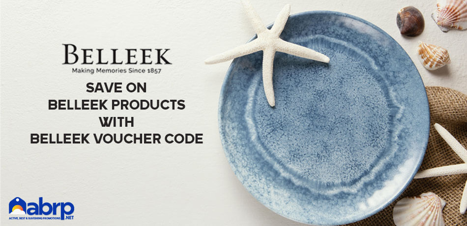 Belleek Voucher Code